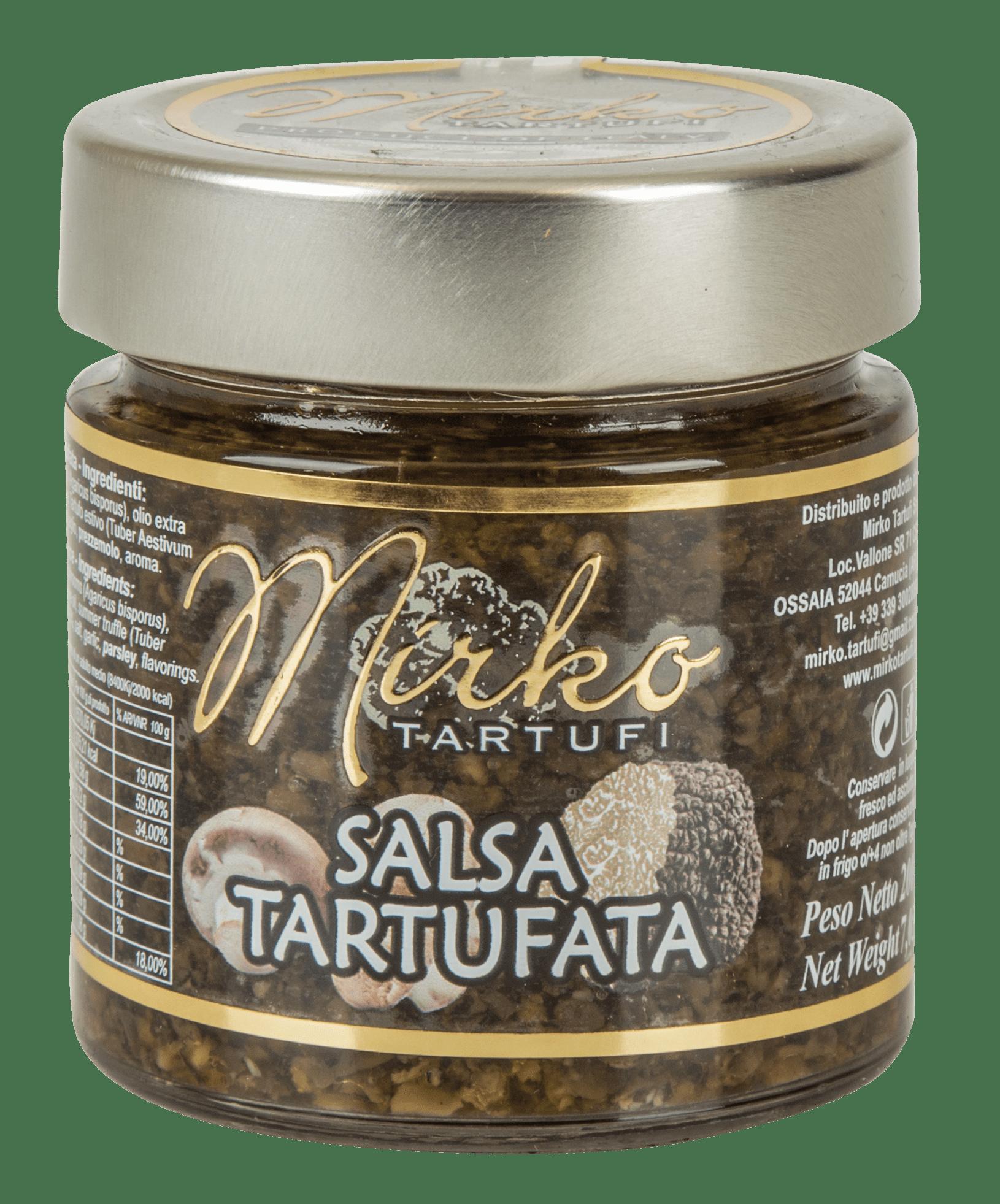 Salsa Tartufata 5% Tartufo 200g