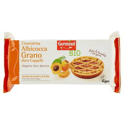 Crostatina Albicocca Granoduro Cappelli