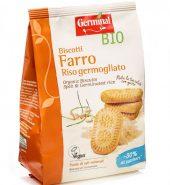 Biscotti Farro Riso germogliato