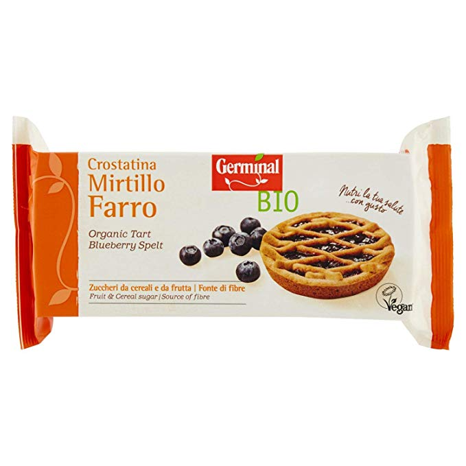 Crostatina Mirtillo Farro